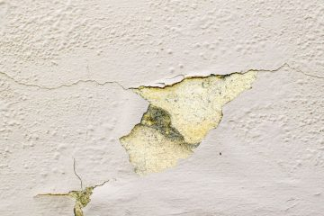 רטיבות בקיר חיצוני